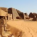 Meroe Royal Cemetery - the northern group
