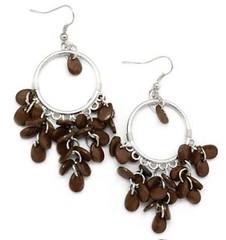 5th Avenue Brown Earrings P5310-5
