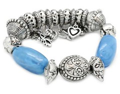 Glimpse of Malibu Blue Bracelet P9511-1