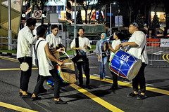Roving Performance #2 (chooyutshing) Tags: singapore musical orchardroad percussionband rovingperformance pedestriannight