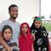 Somali refugees in Romania