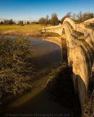 Tyringham Hall (Stuart Feurtado) Tags: water river reeds nikon buckinghamshire nik bucks 1635 d600 tyringham greatouse colorefex tyringhamhall tyringhambridge tyringhampark