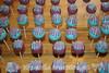 Teal & Purple Cake Pops