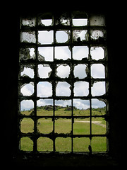 Kampot - Broken Window