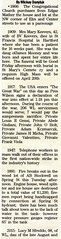 2016-04-15 - MICKEY DANYLUK - THIS WEEK IN WINDSOR LOCKS HISTORY - 01 (JERRY DOUGHERTY'S CONNECTICUT) Tags: connecticut ct micha holt saintmarys mooney viola mather 1947 valentino 1917 1909 giuliani stockwell 1866 windsorlocks 2015 1891 congregationalchurch thegreatwar keevers sfreddo gensi windsorlockslibraryhistorygroup mickeydanyluk windsorlocksjournal wllhg kczmarczk telephonestrike