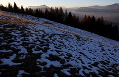 Compensazione (lincerosso) Tags: landscape inverno montagna paesaggio bellezza pomeriggio armonia primaneve colder prealpibellunesi luceserotina