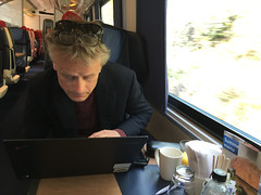 London - Nottingham (Luguber) Tags: nottingham urban london train jonas luguber tg
