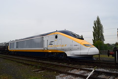 373308 (nxea321446) Tags: eurostar nationalrailwaymuseum class373