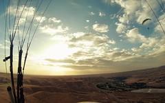 Paragliding Ant Hill, Bakersfield, CA