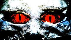 Tobias (coalhole2) Tags: eyes mask tobias reptilian snapseed fe24240 sonya7rmarkii sonyilce7rm2