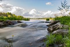 Koskenkyl, Loviisa (SPPhotography_Finland) Tags: koskenkyl loviisa longexposure clouds canon colour canonphotography canonllens sky bluesky finland summer 2016