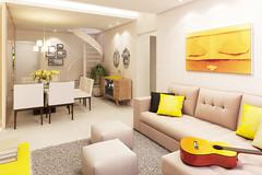 NATALIA (domcio ferreira) Tags: art arquitetura cores design 3d arte interiores decorao quadros projetos telas maquetes