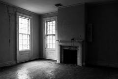 Abandoned Mansion: LVL (Robert Jack Images) Tags: blackandwhite abandoned mansion bnw urbanexploring urbex urbexing