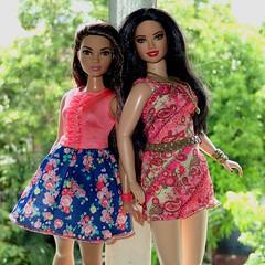 Curvy Barbie (Dizin Dat) Tags: raquelle