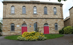 WESLEYAN METHODIST CHAPEL 1846 DEWSBURY (Barrytaxi) Tags: outdoor photoblog photoaday 365