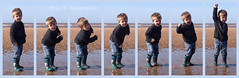 Untitled-1 (daisybphotography) Tags: two archer myboy crosbybeach