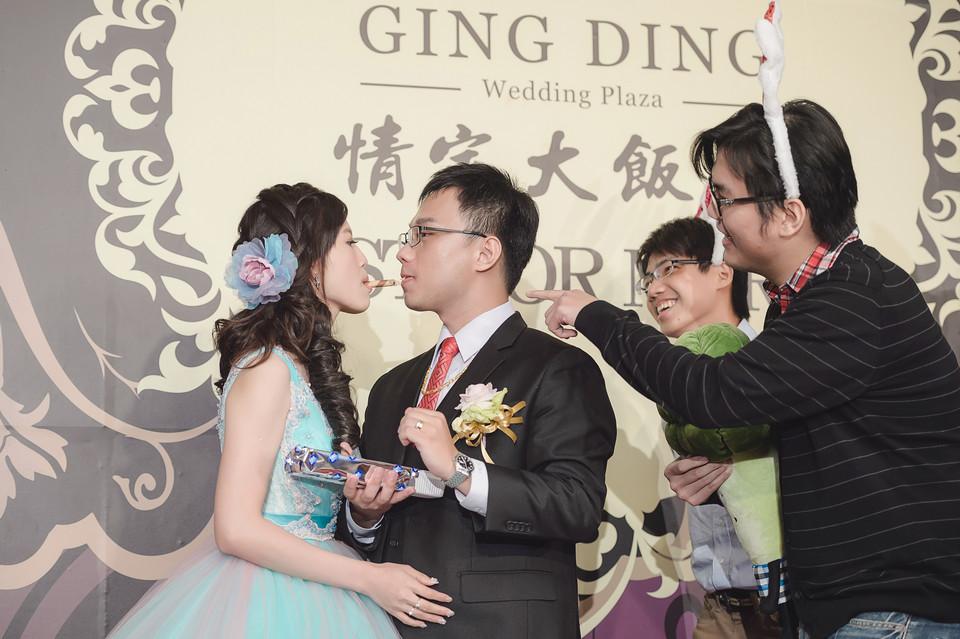 婚禮攝影-台南情定婚宴城堡永康館-67
