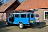 The last preparations for the trip to the Iberian Peninsula [Netherlands] (babakotoeu) Tags: car jeep offroad 4x4 toyota land series 40 landcruiser cruiser troopy bj40 40series bj45