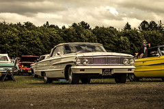 Ford (aidan_wiseman) Tags: car vintage classic carshow sepiatone