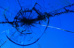 big splash (jtr27) Tags: abstract macro broken glass sony 55mm junkyard alpha vivitar manualfocus f28 a7 csc minoltamount ilce alpha7 mirrorless komine jtr27 ilce7 dsc01888e