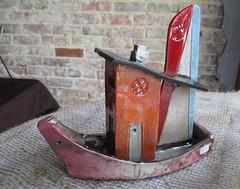 pat gavin raku ship (slider5) Tags: ship houseboat ms pottery raku patgavin