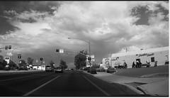 bashful bandit (jsmithington) Tags: streetphotography streetscene street blackandwhite tucson arizona candid