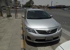 Toyota - Corolla - 2012  (saudi-top-cars) Tags: