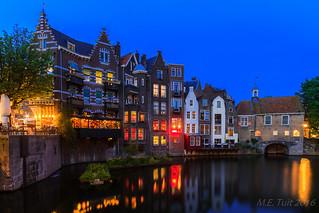 Historical Delfshaven @ Rotterdam