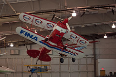 Pitts S-2B (stevesheriw) Tags: dallas texas frontiersofflight museum airplane pitts s2b