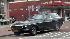 Volvo P1800 ES Overdrive 1972 (XBXG) Tags: ah3454 volvo p1800 es overdrive 1972 volvop1800 p1800es stationcar break stationwagen station wagon estate haarlem nederland holland netherlands paysbas vintage old classic swedish car auto automobile voiture ancienne sudoise sweden sverige zweden sude zweeds