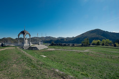 Grabmal von Vladika Danilo (W***) Tags: berg cetinje grabmal montenegro me