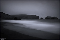 Speak Softly to me... (Gemma - A Passionate Photographer) Tags: rodeobeach marincounty california longexposure