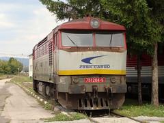 751 204-9 (MarSt44) Tags: bardotka 751 751209 2049 204 zssk cargo slovenska republika sowacja prievidza zmracena train diesel cygaro kolej railway slovak