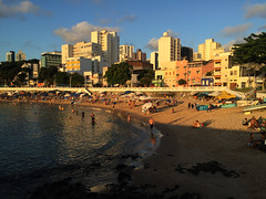 Bahia 100 (BGS Fotografia) Tags: bahia brasil brazil playa beach salvador sansalvadordebahia pelourinho viajes travels mar sea atardecer sunset
