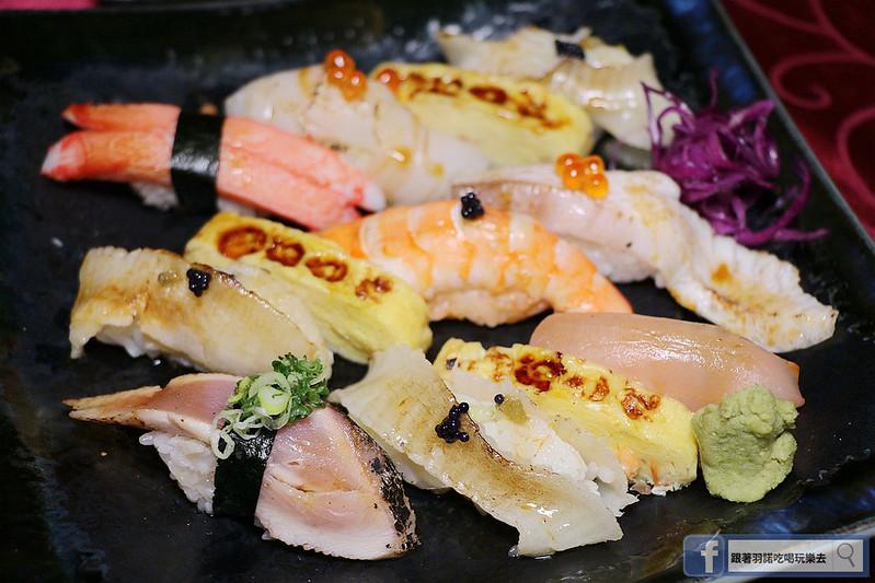 長田和食新店七張站日本料理120