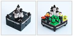Sanctuary of Four Seasons (Galaktek) Tags: galaktek lego box microscale foitsop