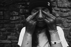 2016-09-01 10.34.56 2 (beamaestre11) Tags: blanconegro blanco negro filtro filter black white blackhands blackwhite fuck girl chica vcsocam vcso