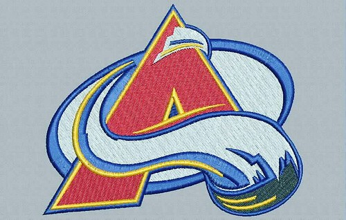Digitized #avalanche - true flat rate embroidery digitizing - prices start at $5.99 per design. Email your artwork in pdf, jpg or png format to indiandigitizer@gmail.com. http://ift.tt/1LxKtC5 #FlatRateEmbroideryDigitizing #Indiandigitizer #embroiderydigi