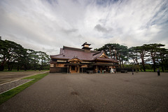Kastellet (szk_a) Tags: sony slta99v sigma 1224mm travel hokkaido2016 hokkaido hakodate goryoukaku goryokakutower museum citadel kastellet      2016