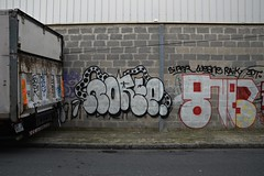 horf / gues (lepublicnme) Tags: november france graffiti pal gues 2014 horf aubervilliers horfe horph horphe palcrew