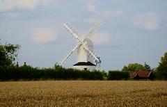 Saxtead Green Post Mill, Suffolk (barry.marsh1944) Tags: green mill suffolk post saxtead