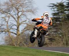 Supermoto (Rob Whyles) Tags: park supermoto racing motorbike motorcycle cadwell