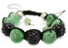 Glimpse of Malibu Green Bracelet P9430-2