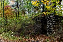 Orak Ruins (Vivid Emotion Photos) Tags: statepark park ny newyork fall stars waterfall cloudy hiking trails bearmountain foliage harriman harrimanstatepark