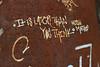 HUSH MATA Later than you think (Anything for thee Shot) Tags: portland graffiti tags hush mata presto wondertwins itslaterthanyouthink