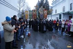 49. Праздник Богоявления в Святогорской Лавре