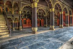 Tipu Sultan's Summer Palace (AJ Photographic Art) Tags: india asia bangalore
