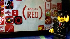 Do you have an Apple device? If so have you purchased or made any in app purchases for (RED)? (parik.v9906) Tags: red apple aids lego help legos buy 365 pilot apps donate iphone minifigure purchases minifigures 365days 365project inapp iphoneography