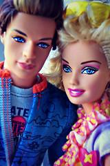 (HERMESZL) Tags: ken barbie cutie sporty fashionistas