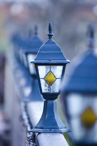 Blue lantern army